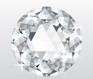 DIAMOND BACKING
